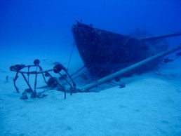 Hawaii Diving: Wreck of the Naked Lady