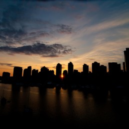 Vancouver Sunset May 28 2011