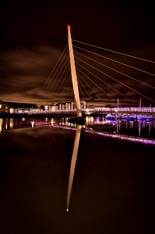 Swansea Marina HDR