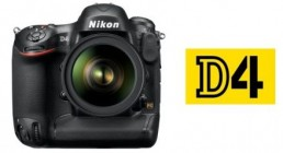 Nikon D4 with body