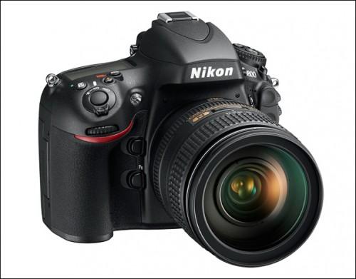 Nikon D800 Angle 1