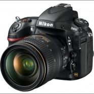 Nikon D800 and D800E Setup and Configuration
