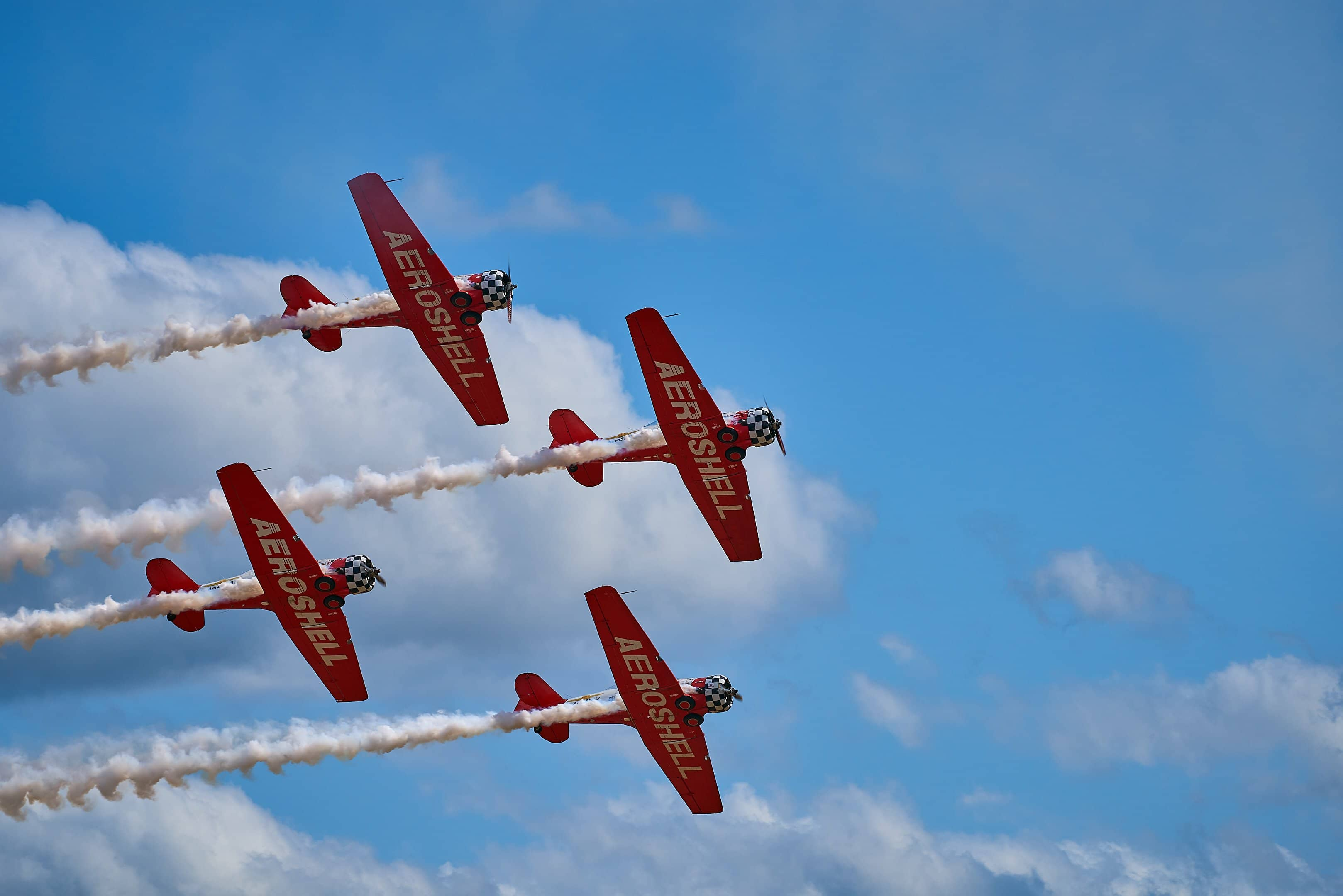 Abbotsford Airshow : 2017-08-13 : Aeroshell Demo Team