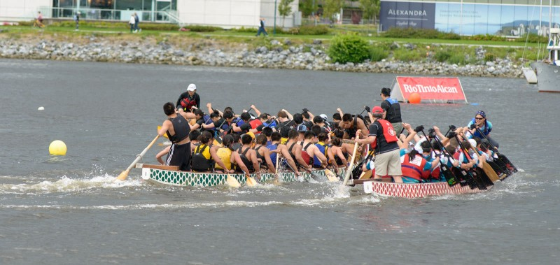 Dragon Boat Festival : 2012-06-17 : Guts and Glory Race 4