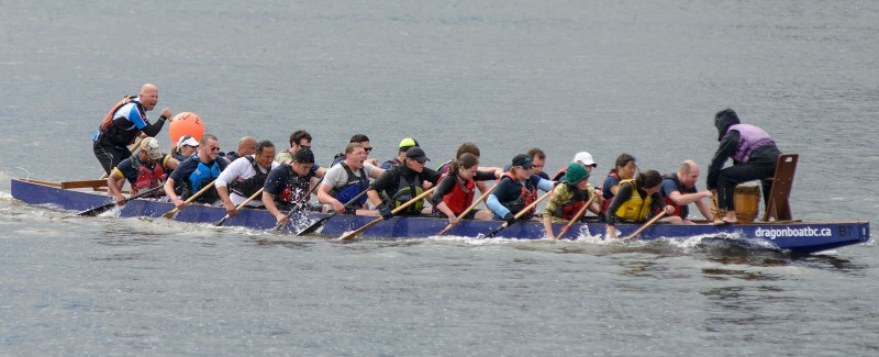Dragon Boat Festival : 2012-06-17 : Guts and Glory Race 7