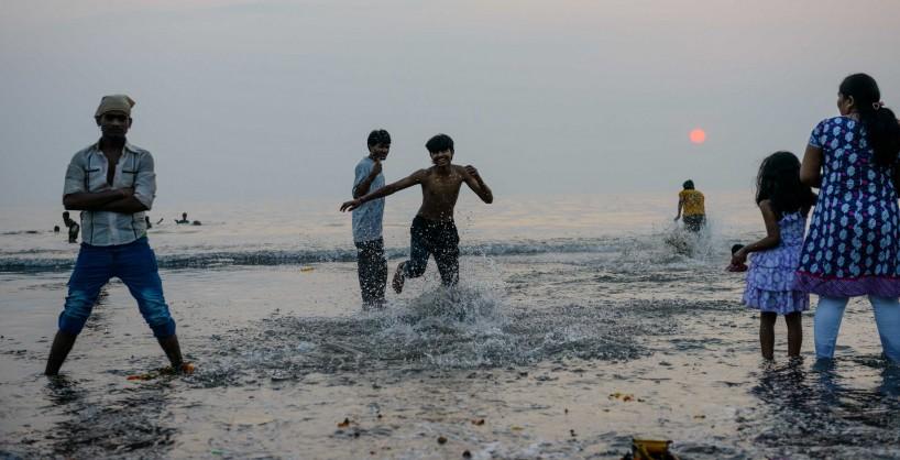 Oct 2012 : Mumbai Visit : Vijayadashami Festival splash