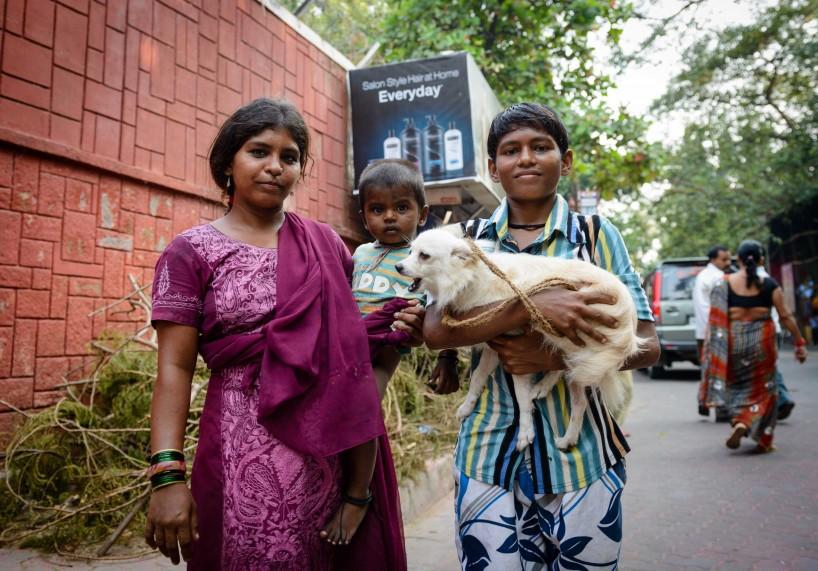 Oct 2012 : Mumbai Visit : family