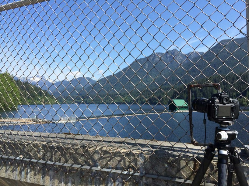 Slow Road To Squamish: Cleveland Dam Shooting