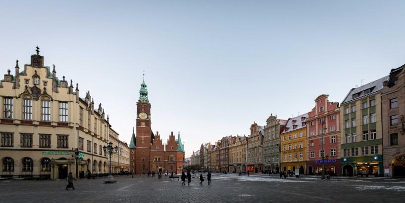 Wrocław, Poland : Rynek / Market Square 2 : 2015-02-08