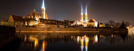 A Short Visit to Wrocław, Poland