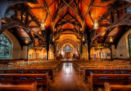 Christ Church Cathedral, Vancouver, BC