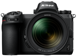 Nikon Z7 Full Frame Mirrorless Camera - Full