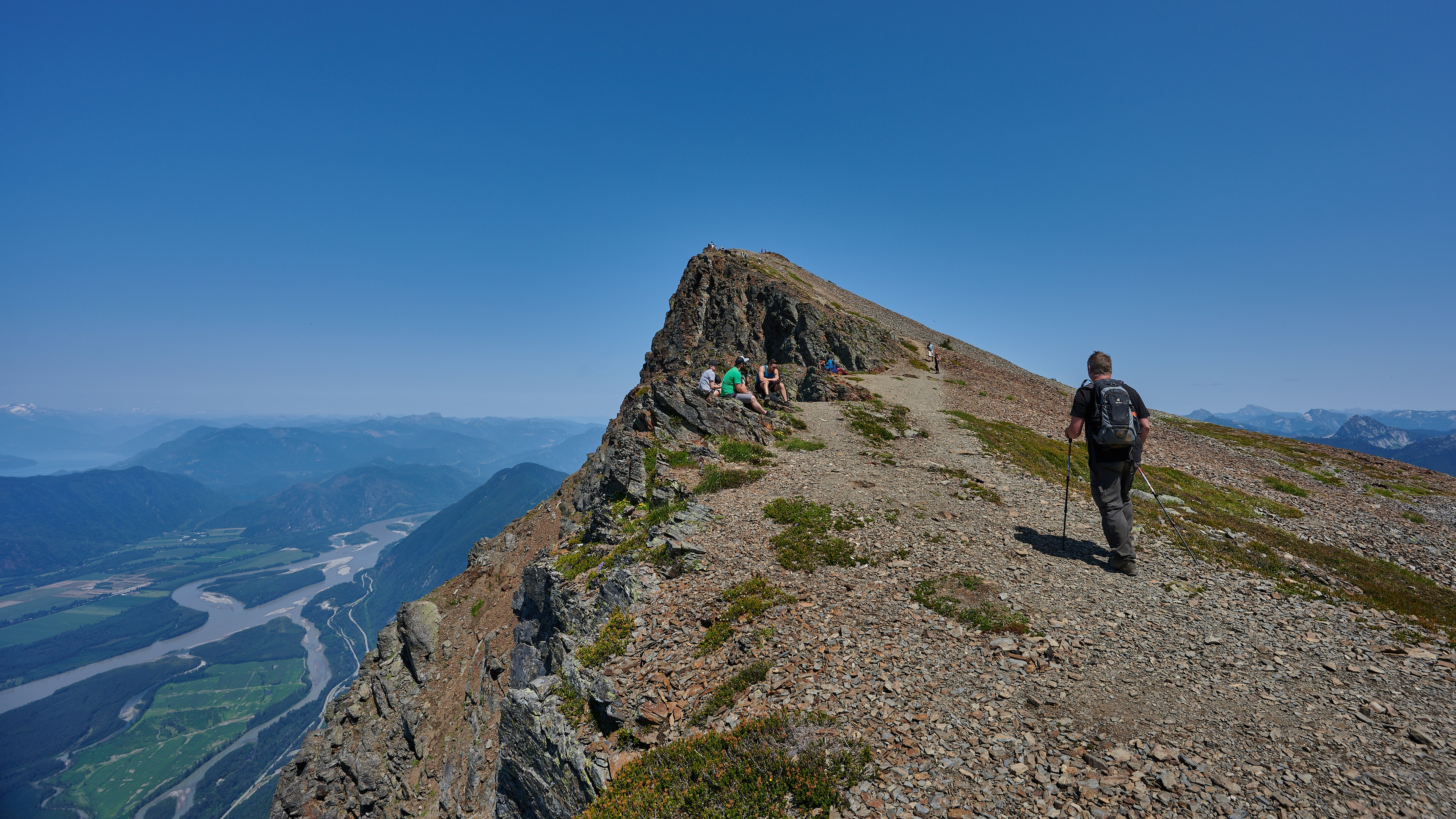 Cheam Peak Hike - Chilliwack BC Canada