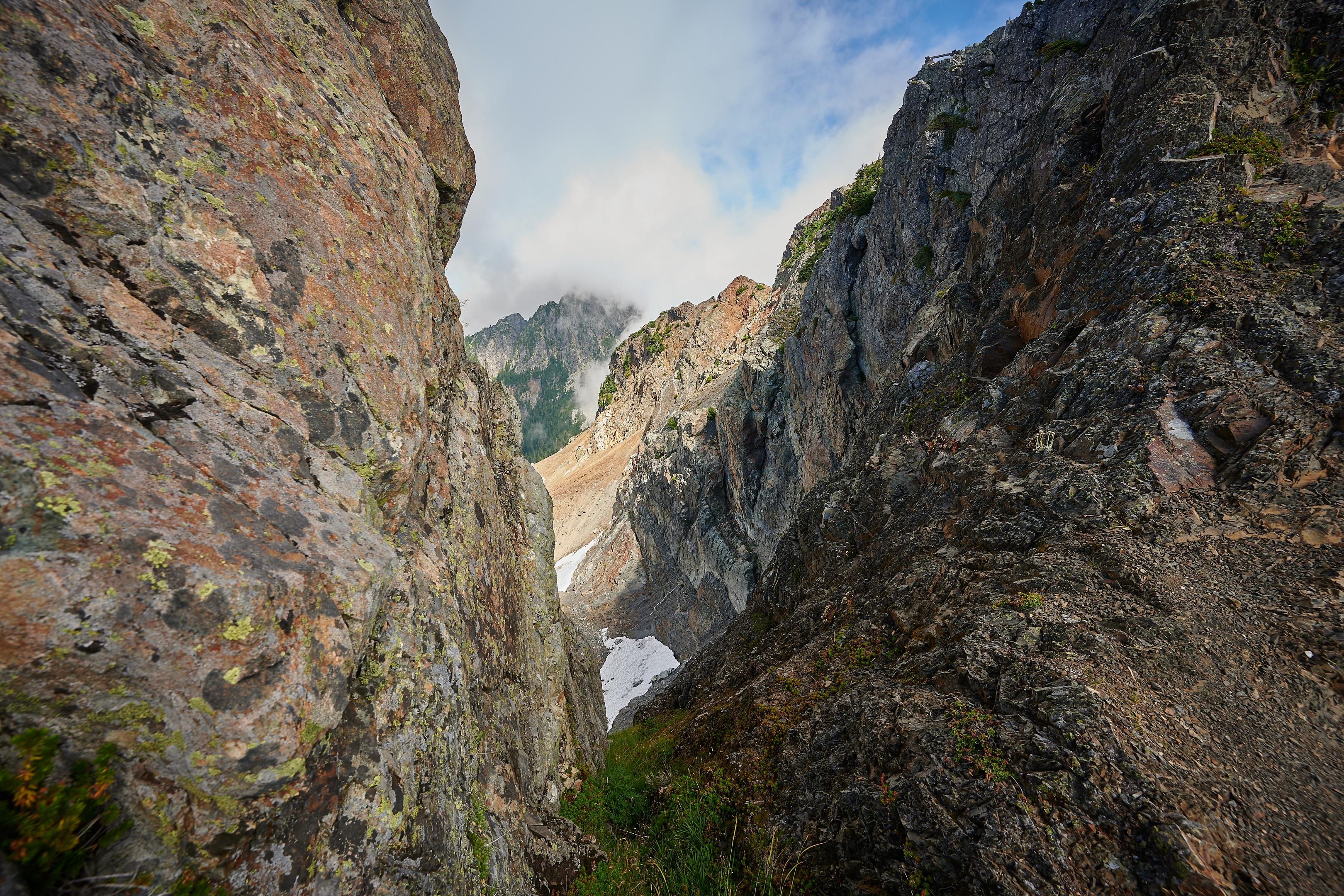 Hiking Brunswick Mountain 47