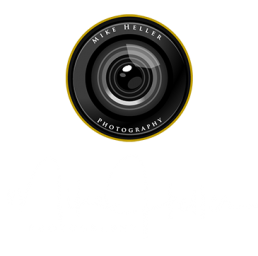 Mike Heller Photography Logo - Stacked