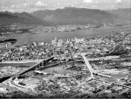 Vancouver 1957 - Google Earth